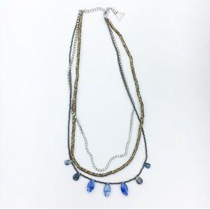 Serefina Three Layer Necklace